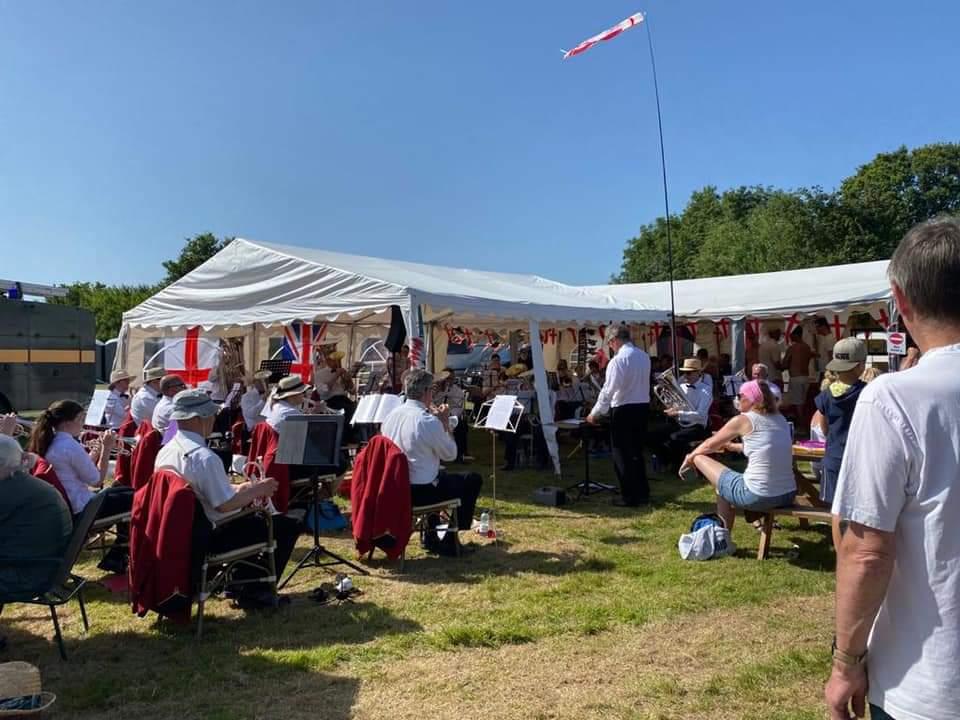 Knoxbridge Military Show & Beer Festival